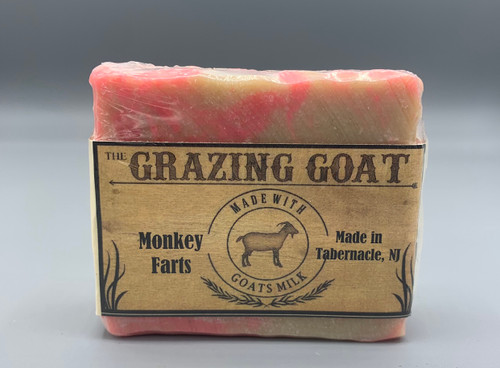 Soap: MONKEY FARTS