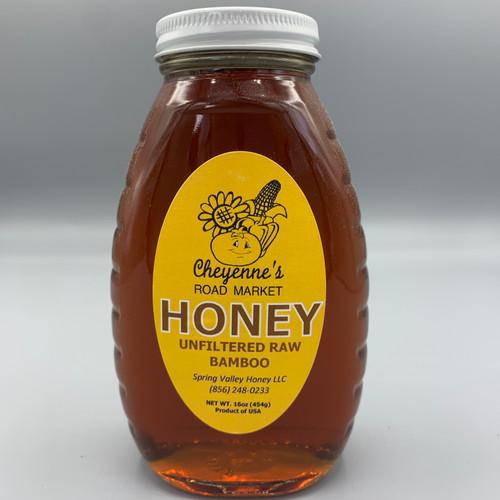 Honey- Bamboo