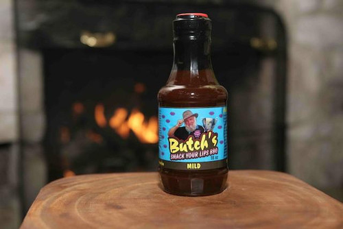 Butch's BBQ Sauce- Mild
