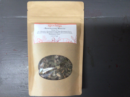 Apotheqa 'Respiratory Rescue' Tea