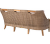 Lane Venture Edgewood Outdoor Teak and Synthetic Wicker Sofa