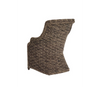 Lane Venture Ernest Hemingway Outdoor Accent Dining Arm Chair