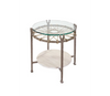 Lane Venture Ernest Hemingway Outdoor Round Accent Table