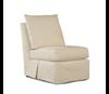 Lane Venture Outdoor Upholstery Elena Armless Chair