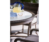 """Lane Venture Oasis Outdoor 48"""" Round Dining Table"""