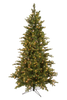 12' Grand Noble Fir Prelit Artificial Christmas Tree with AlwaysLit Technology