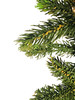 4.5' Jamestown Fir Prelit Artificial Christmas Tree
