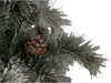 9' ForeverTree Slim Snowy Aspen Pine EasyLite with Cones and Remote
