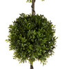 Spring Boxwood Triple Ball Topiary 48""