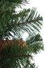 """Artificial Potted Mixed Pine Tree with Cones Prelit 42"""""""