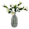 "Magnolia Bloom Spray x 3 38"" Cream White Set of 3 Stems"