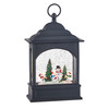 Raz Imports Snowman Caroler Musical Lighted Water Lantern 11""