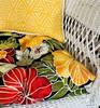 Outdoor Clemens Noir 5 Piece Cushion Set