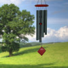 """Woodstock Chimes of Pluto Evergreen 27"""""""