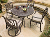 Gensun Bel Air Outdoor Dining Chair
