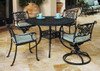 Gensun Michigan Outdoor Dining Chair - KD