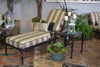 "Gensun Grand Terrace Outdoor 21"" End Table"