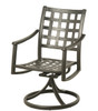 Hanamint Stratford Outdoor Dining Swivel Rocker
