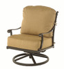 Hanamint Grand Tuscany Outdoor Club Swivel Rocker