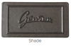 "Gensun Grand Terrace Outdoor 42"" x 72"" Rectangular Balcony Table"