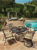 Gensun Bella Vista Outdoor Dining Chair