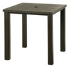 "Hanamint Sherwood Outdoor 36"" Square Counter Height Table"