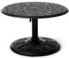 "Hanamint Tuscany Outdoor 30"" Round Umbrella Side Table"