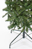 9' Slim Pencil Pine Artificial Christmas Tree (Unlit)