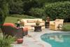 Lane Venture Harrison Outdoor Upholstered Swivel Chair