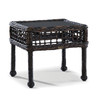 Lane Venture Moraya Bay Outdoor End Table w/ Clear Glass Top
