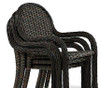 Lane Venture South Hampton Outdoor Dining Arm Chair - Stacking