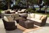 Woodard Sonoma Outdoor Rectangular Coffee Table
