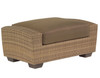 Woodard Saddleback Outdoor Ottoman