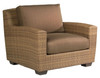 Woodard Saddleback Outdoor Lounge Chair