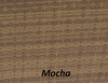 Woodard Saddleback Outdoor Rectangular Coffee Table