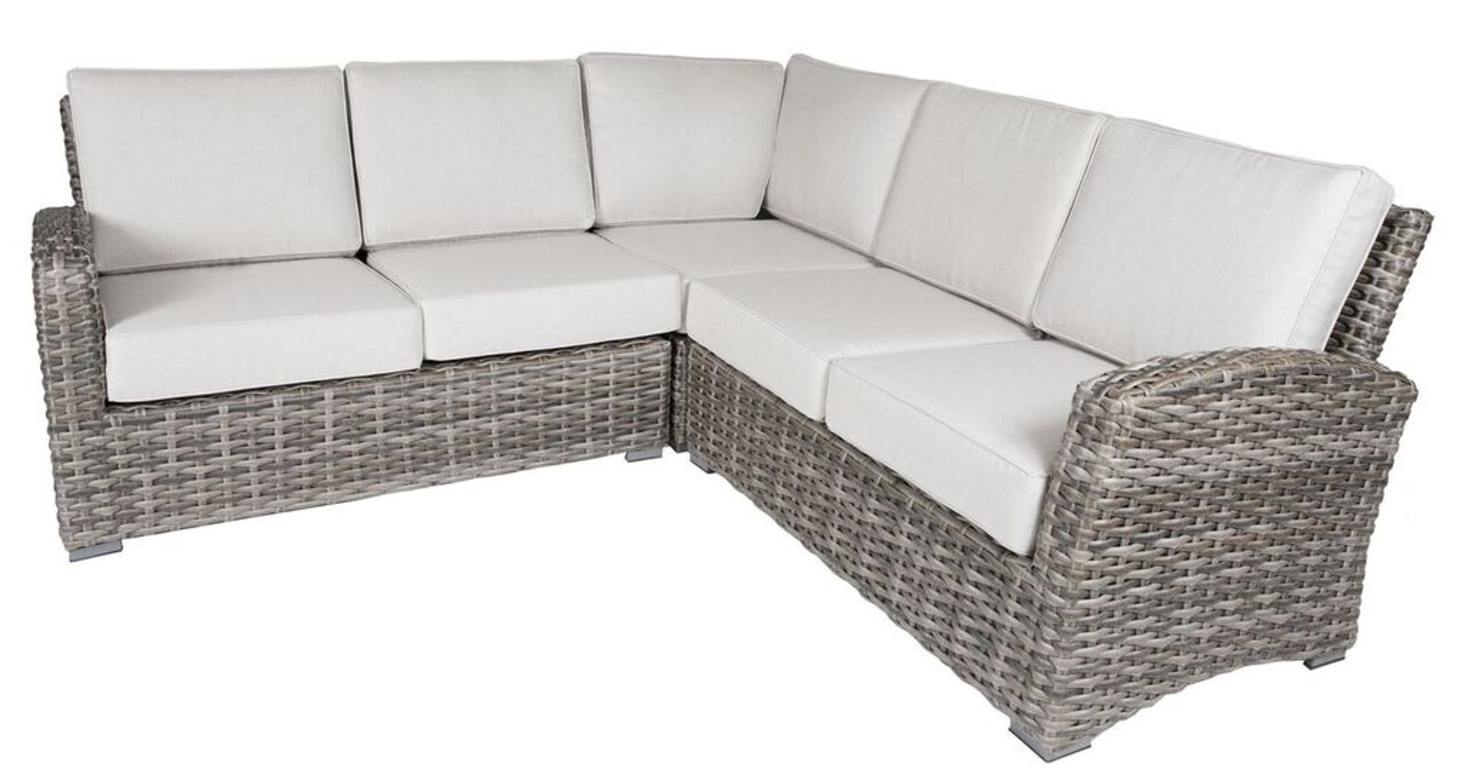 Catalina Outdoor Sectional Sofa w/Cushions