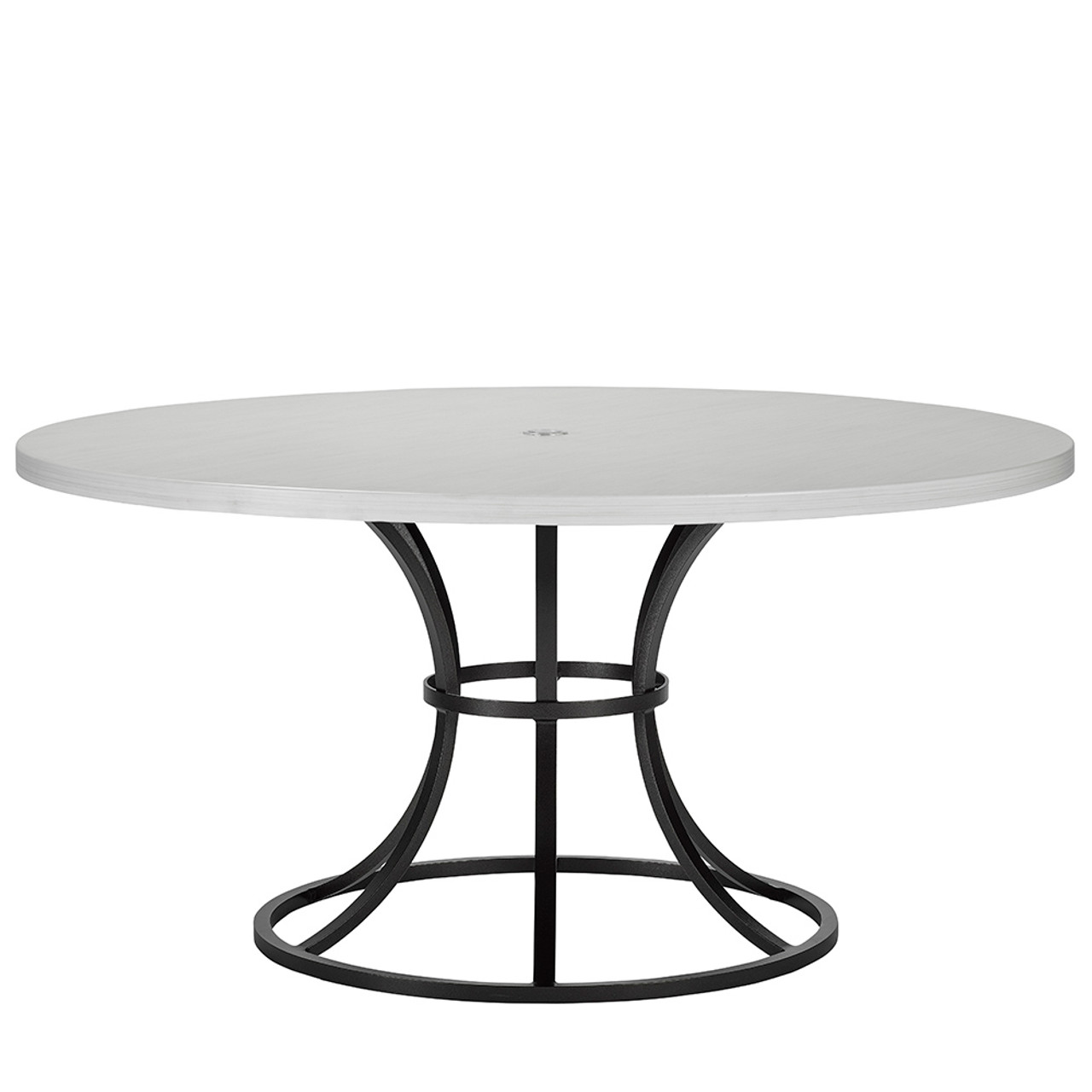Lane Venture Calistoga Outdoor 60 Round Dining Table Trees N Trends Home Fashion More