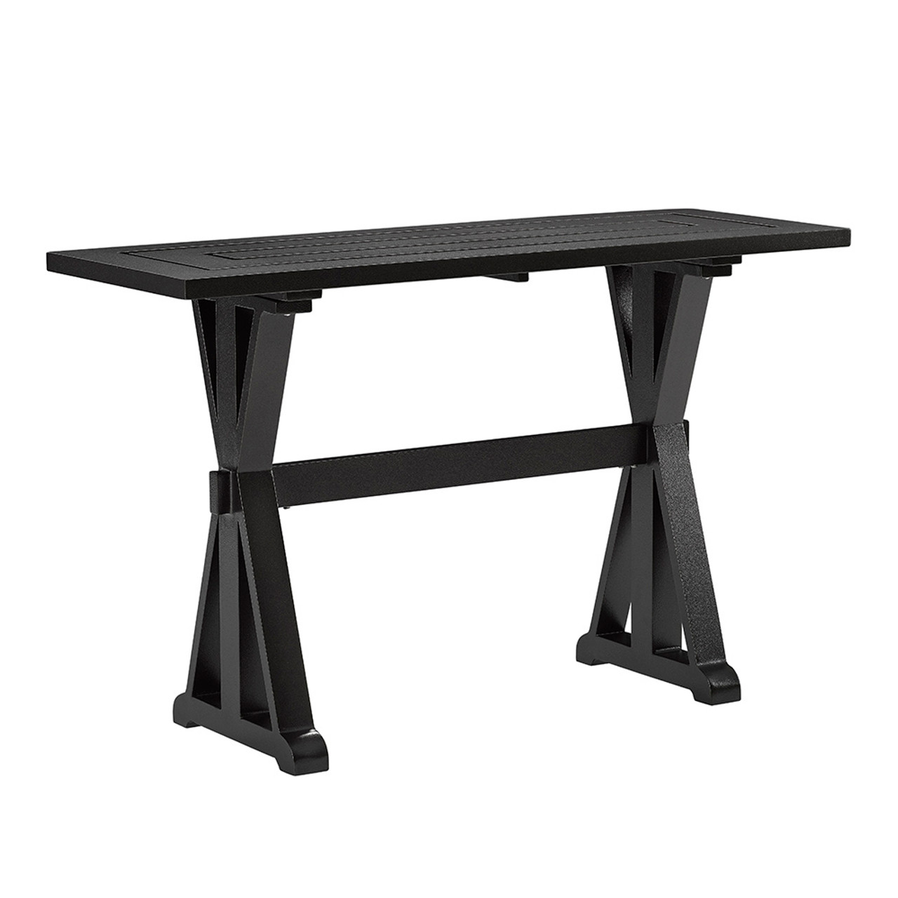Picture of: Lane Venture Sonoma Outdoor Console Table Trees N Trends Home Fashion More