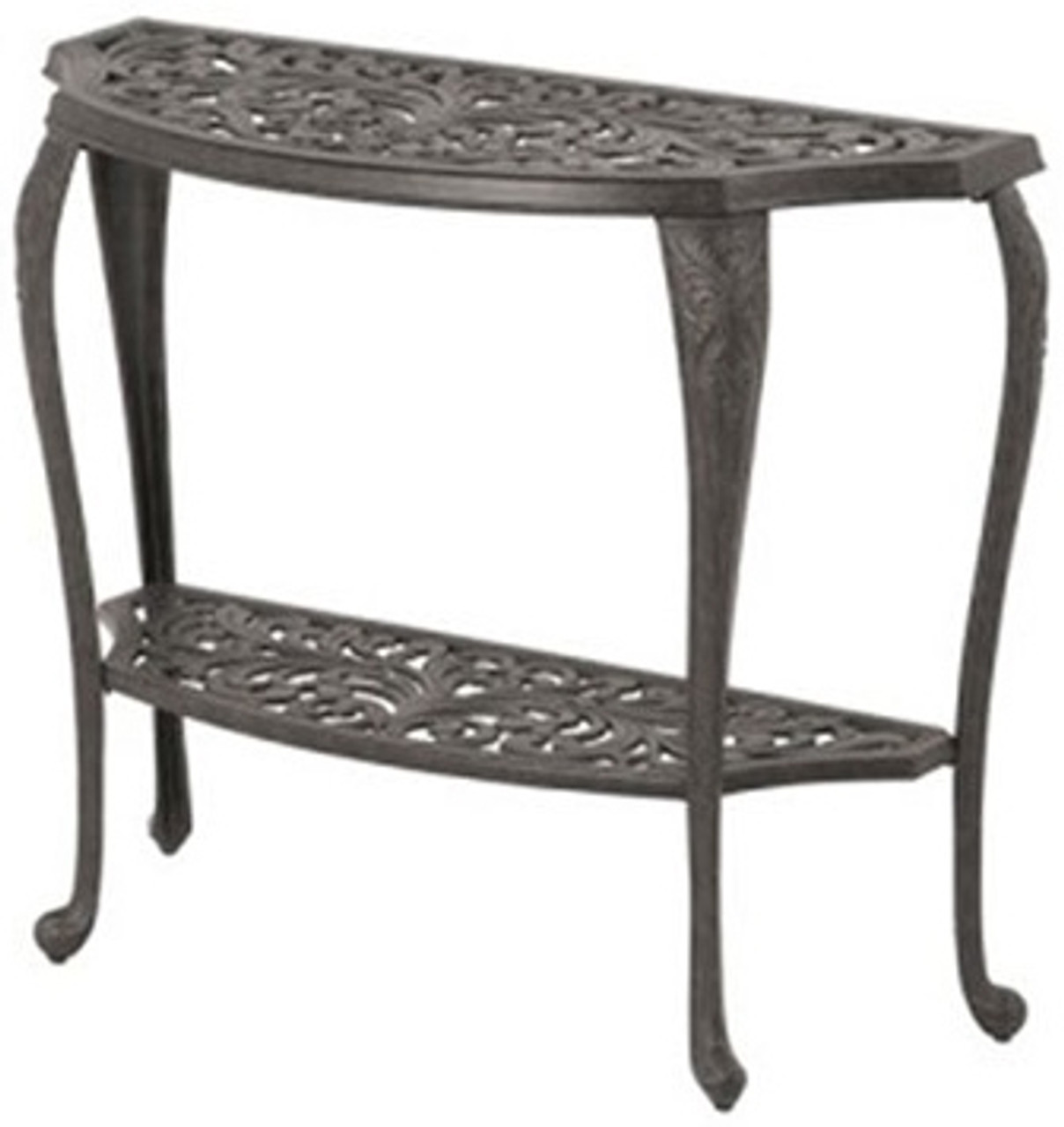 Picture of: Hanamint Mayfair Outdoor 16 X 38 Console Table