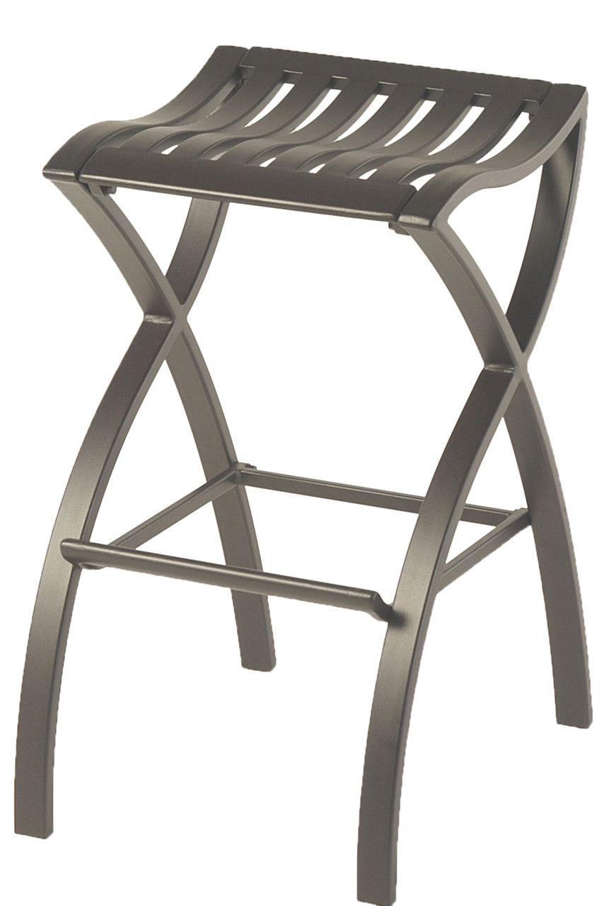 Swell Hanamint Outdoor Bar Stool Kd Bralicious Painted Fabric Chair Ideas Braliciousco