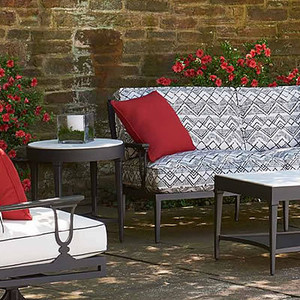 Winterthur Aluminum Outdoor Furniture