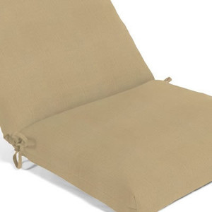 Aluminum & Teak Furniture Cushions