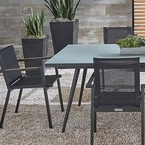 Essentials Aluminum Outdoor Furniture