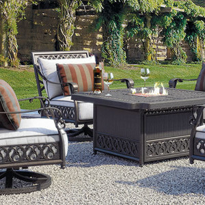 Castelle Aluminum Furniture