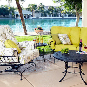 Woodard Outdoor Furniture Cushions