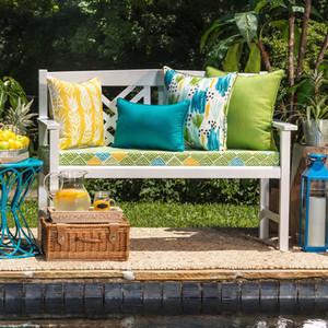 Basic Bench Cushions