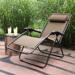 Zero Gravity Aluminum Chairs