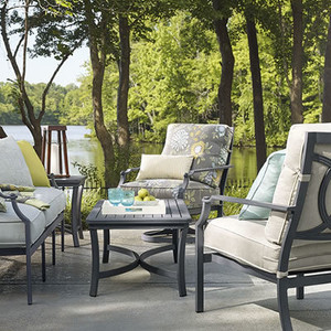 Raleigh Aluminum Outdoor Furniture