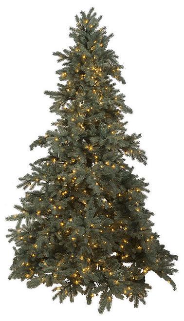 7.5' Blue Spruce Artificial Tree