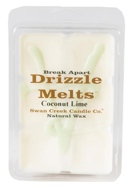 Swan Creek Drizzle Melt Coconut Lime